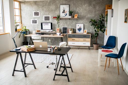 Modern architecture design office studio