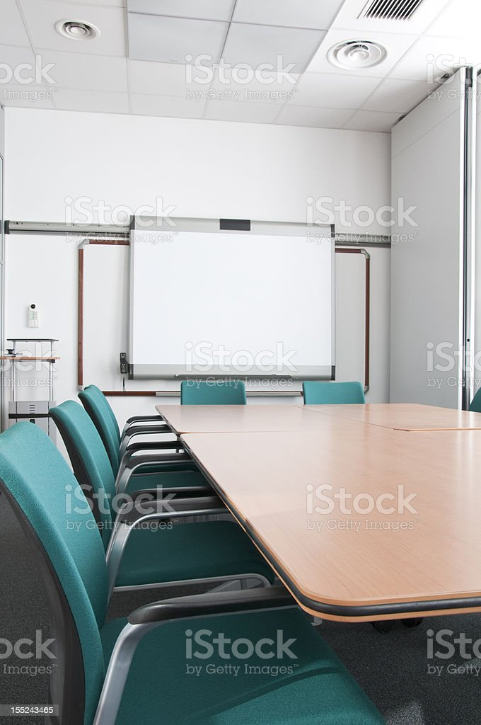 Modern office interior royalty-free stock photo