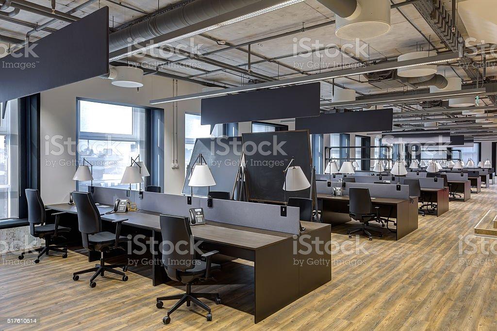 ... Modern Office Interior Stock Photo ...