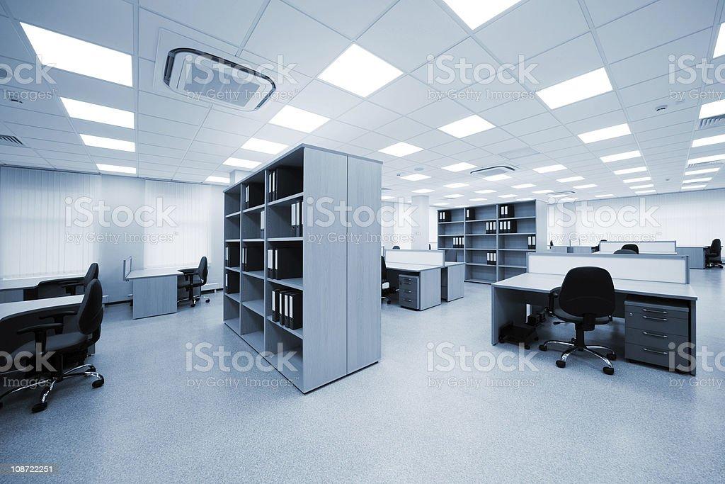 modern office stock photo