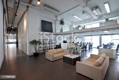 istock Modern office 177360262