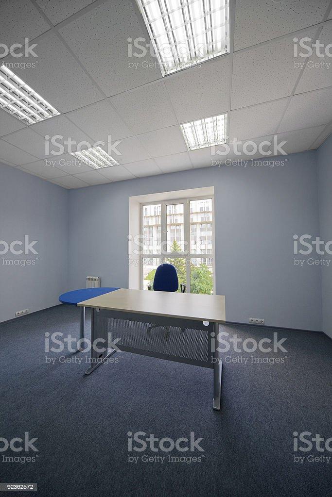 modern office royalty-free stock photo