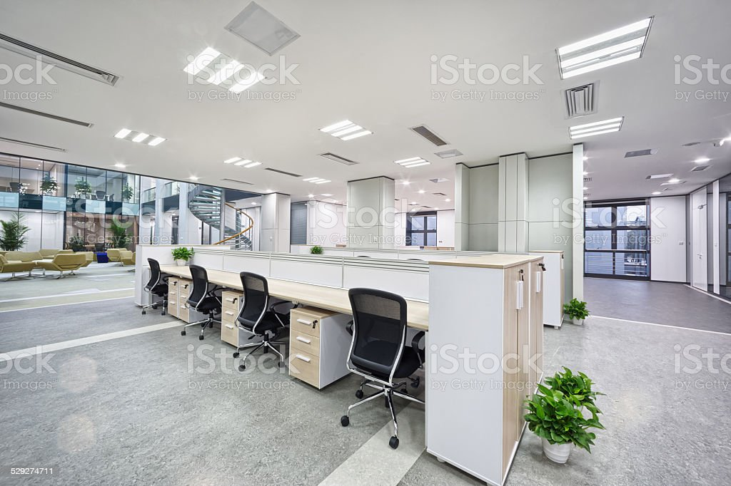 Innen moderne Büro - – Foto