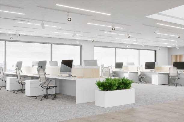 Moderne Büroflächen – Foto