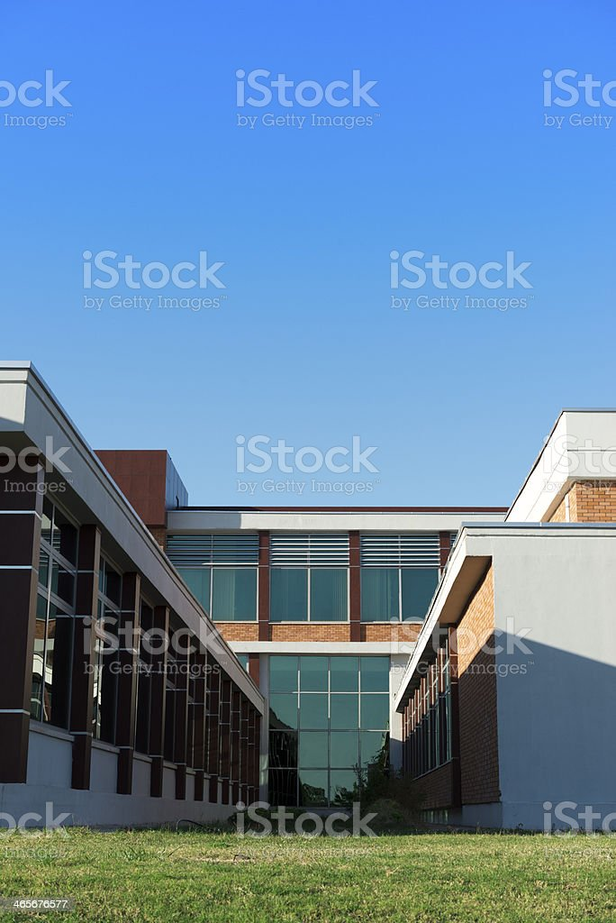 Modern Offices stock photo