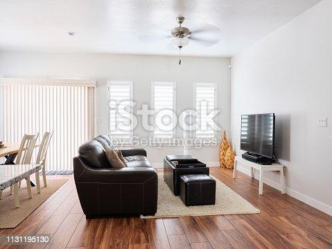 994217090 istock photo Modern Open Concept Home Interior 1131195130