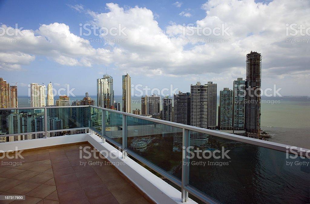 Modern Panama royalty-free stock photo