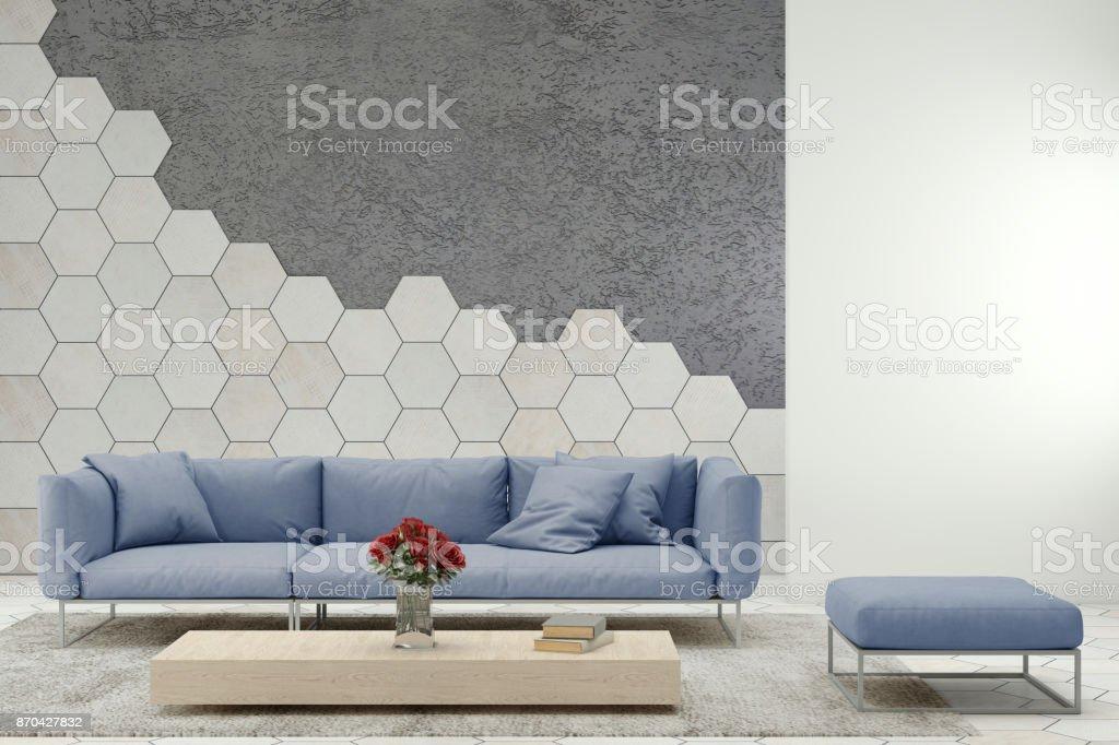 Couchtisch, Designer Einrichtung, Fliesenboden, Hausdekor, Hotel. Moderne  Pastell ...