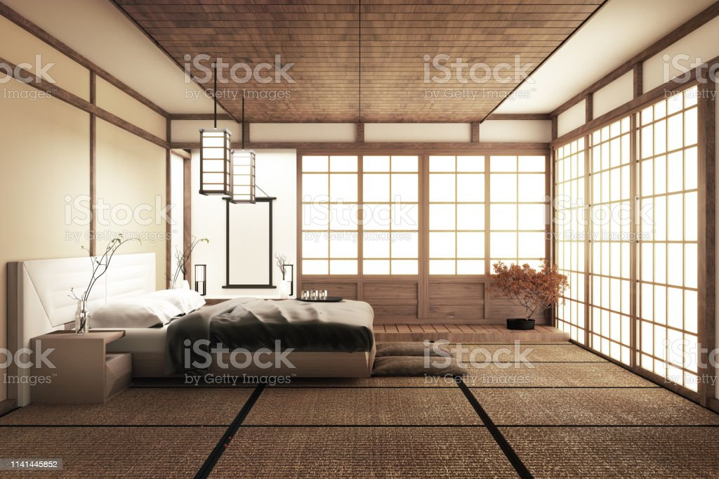 Modern Peaceful Bedroom Zen Style Bedroom Serene Bedroom