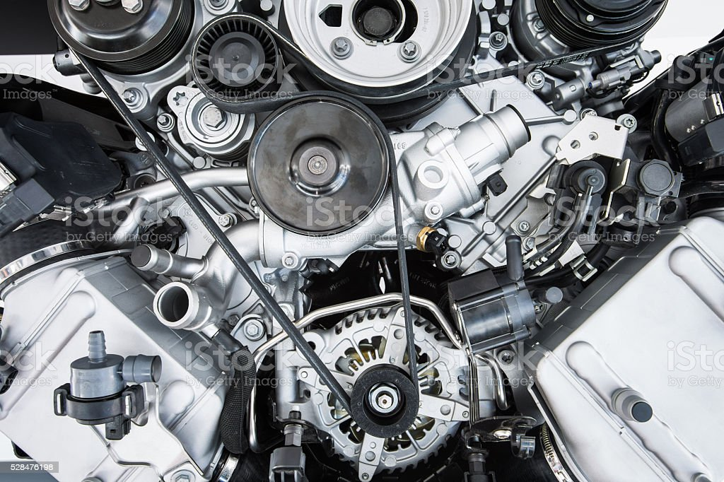 Moderne Starke Automotor Stock-Fotografie und mehr Bilder von ...