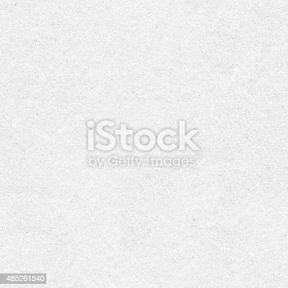 Modern raw white painted concrete wall - seamless background structure.