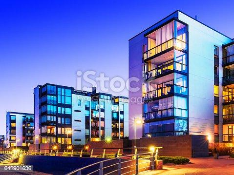 istock Modern real estate 642901636