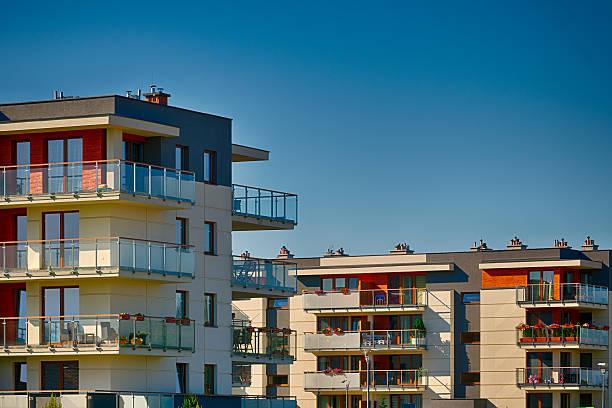 Quartier résidentiel moderne de 2 - Photo