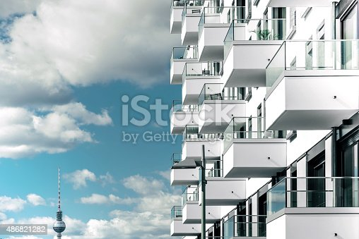 istock modern residential house in berlin 486821282