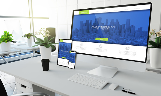 istock modern responsive design devices mockup 1061217546