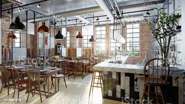 Modern restaurant interior design picture id1073667618?b=1&k=6&m=1073667618&s=612x612&h=tnc8tdli8xvdhs wpigkzcxj8vluo9nclaynvxi gxe=
