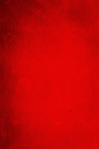 istock Modern ruddy paint limestone texture in red light seam home wall paper concept for flat Christmas background, Back burning concrete table top floor, wall paper granite pattern, ruby grunge surface 1156633316