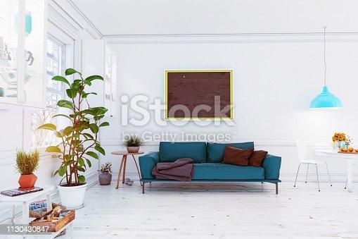 1095381860istockphoto modern scandinavian living room design. 1130430847