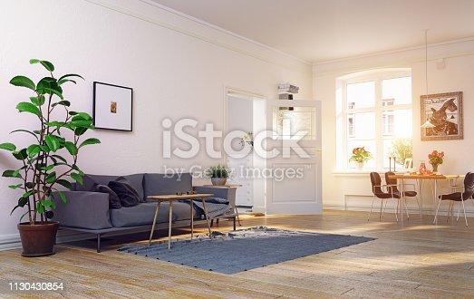 1095381860istockphoto modern scandinavian living room design. 1130430854