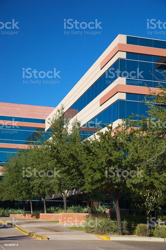 Modern Scottsdale Business royalty-free stock photo