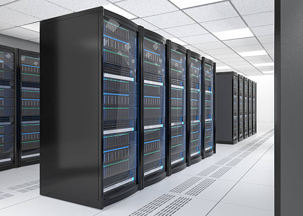 Royalty free network server pictures images and stock for Data center setup
