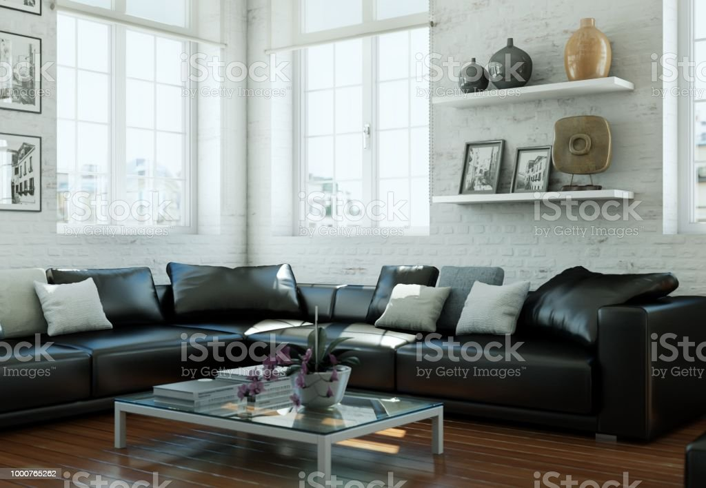 Incredible Modern Skandinavian Interior Design Living Room With Black Caraccident5 Cool Chair Designs And Ideas Caraccident5Info
