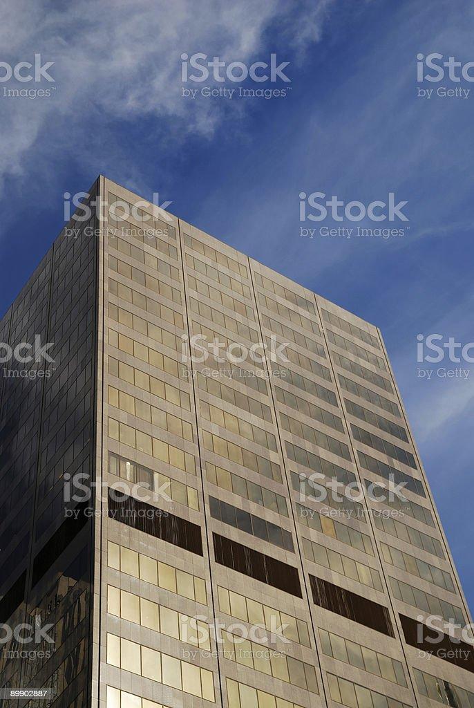 Moderne Wolkenkratzer – Foto