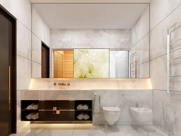 Spa moderne salle de bains - Photo