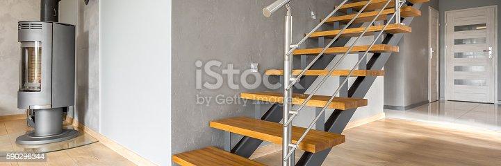 Modern Stairs Idea-foton och fler bilder på Avkoppling