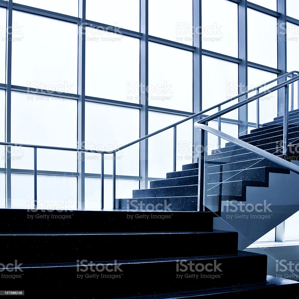 Moderne escalier - Photo