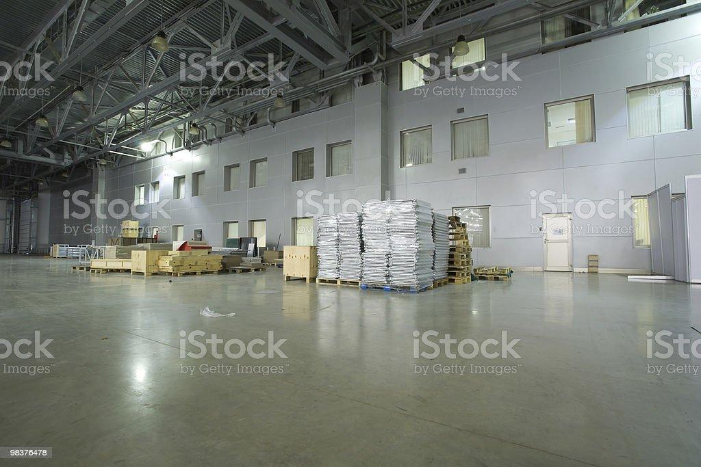현대적이다 storehouse royalty-free 스톡 사진