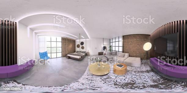 Modern studio apartment 360 equirectangular panoramic interior picture id1096104660?b=1&k=6&m=1096104660&s=612x612&h=cg0xnmpv56syk jgs17mdiz51f8vdtbf2drfmxftpzi=