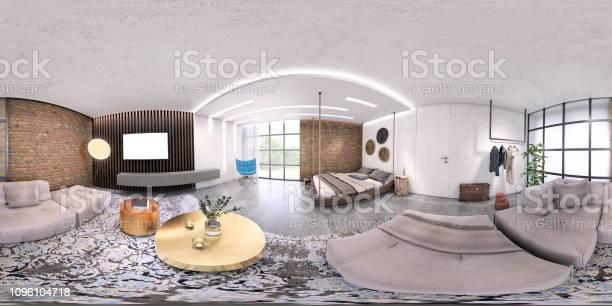 Modern studio apartment 360 equirectangular panoramic interior picture id1096104718?b=1&k=6&m=1096104718&s=612x612&h=p5af 3ywhohba5wbvstcvkpieneewnjgejkx5fuwcxm=