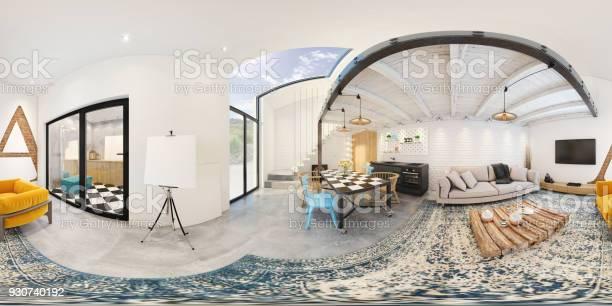 Modern studio apartment 360 equirectangular panoramic interior picture id930740192?b=1&k=6&m=930740192&s=612x612&h=qy3vv8gzwr 9khs3boypkyydkqphz od nmiwlwrwrm=