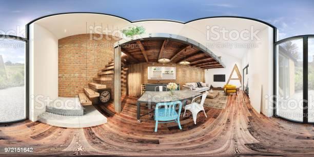 Modern studio apartment 360 equirectangular panoramic interior picture id972151642?b=1&k=6&m=972151642&s=612x612&h=1xxitloh7x0g66roowjjj8jqsuj3bn0 4tgwhtc8oq8=