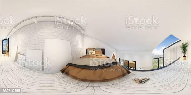 Modern studio apartment bedroom 360 equirectangular panoramic picture id930740198?b=1&k=6&m=930740198&s=612x612&h=xkbs1lmku42abaathno6h2tuvuprzzpe8ii5jf 8u90=