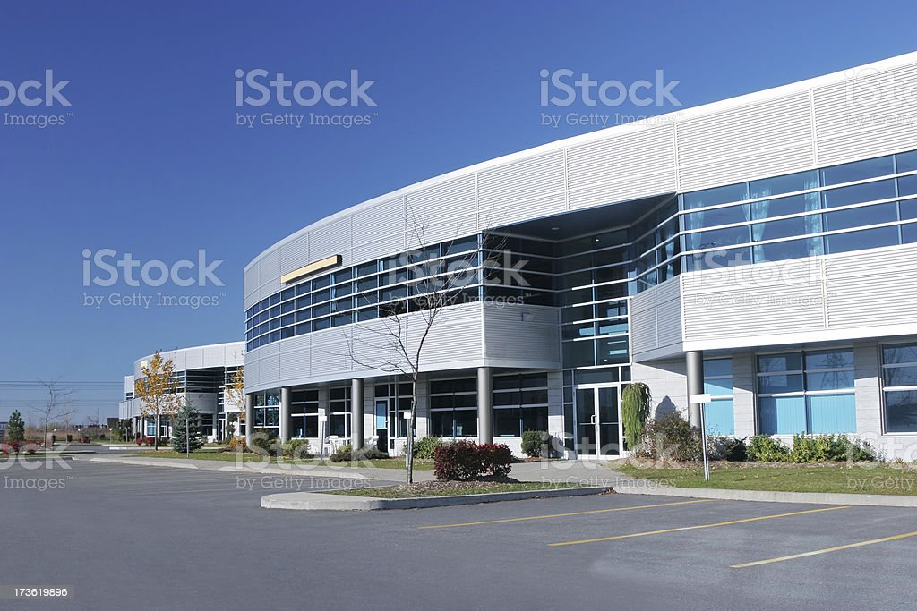 Modern Successful Businesses stock photo
