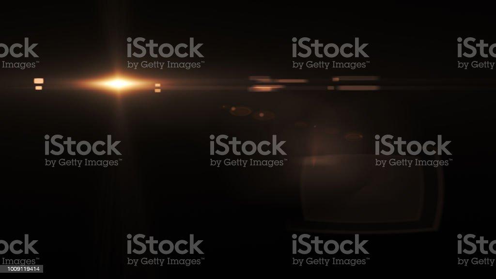 Torche de soleil modernes - Photo de Abstrait libre de droits