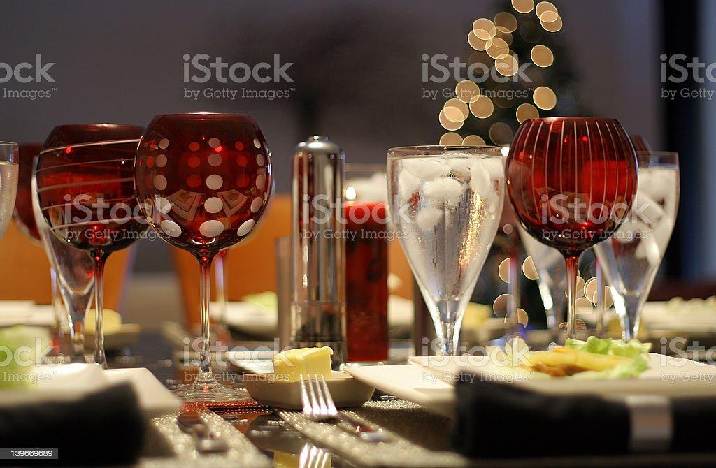 Modern tableware royalty-free stock photo