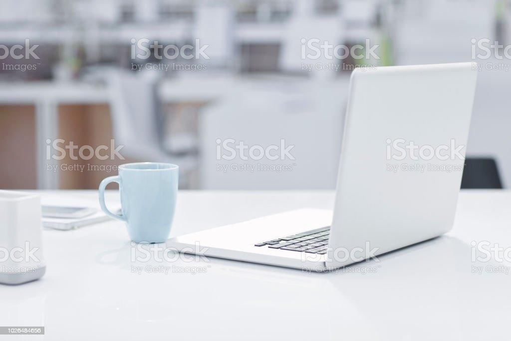 Moderne Technologie für den modernen Arbeitsplatz – Foto