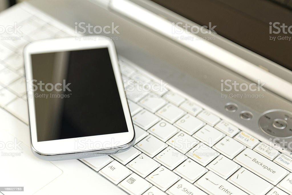 Modern technology (xxxl) royalty-free stock photo