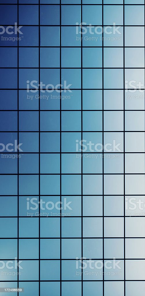 Modern Tiles royalty-free stock photo