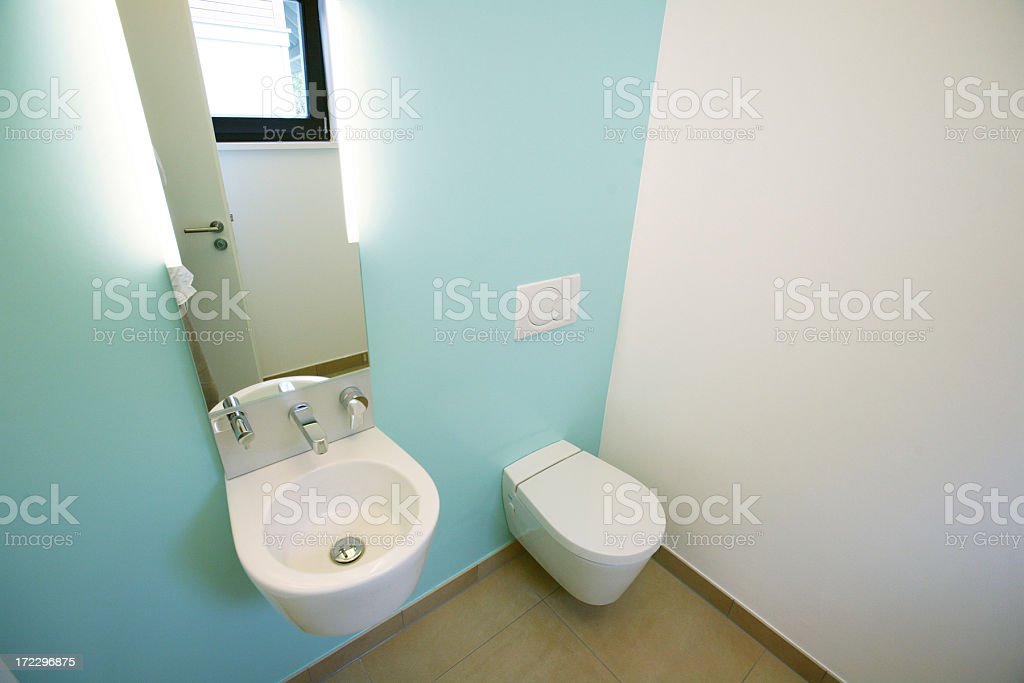 Moderne Toilette Stockfoto und mehr Bilder von ...