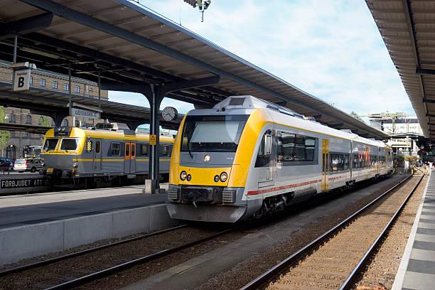 Moderne Züge – Foto