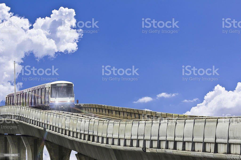 Modern Transportation stock photo