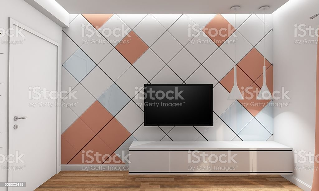 Modern Tv Stand Design Stock Photo Download Image Now Istock