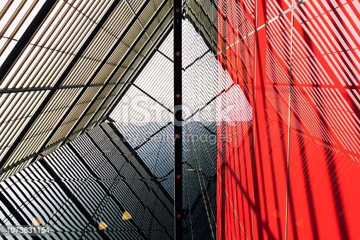 istock Modern Urban Architecture 1073831154