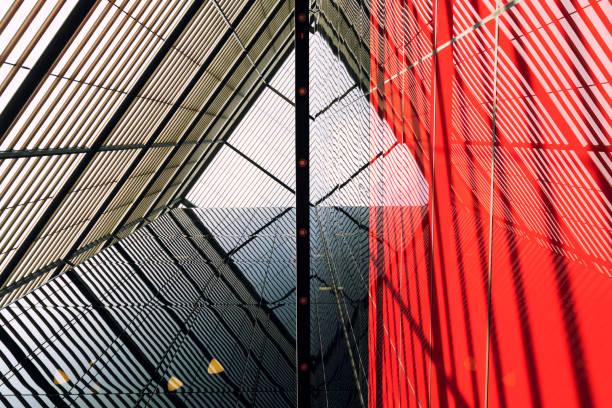 Moderne städtische Architektur – Foto