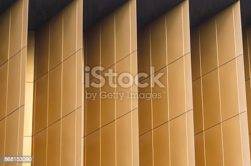 868153090 istock photo Modern urban architecture. 868153090