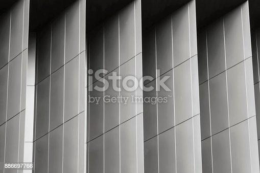 868153090 istock photo Modern urban architecture. 886697766